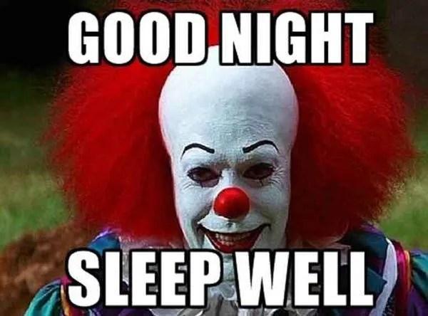 Смешные картинки для желающих спокойной ночи 5