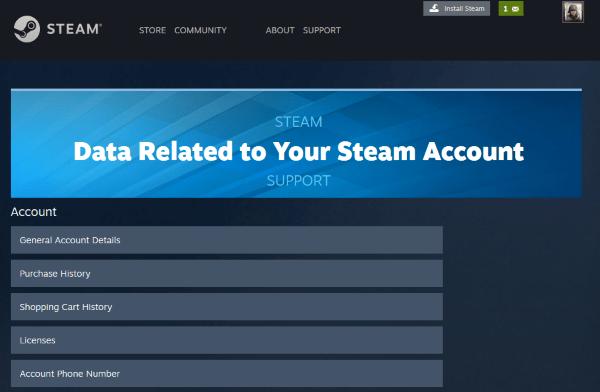كيفية تغيير اسم حساب Steam الخاص بك 2