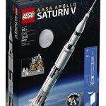 LEGO NASA Apollo Saturn Building Kit (1969 Piece)