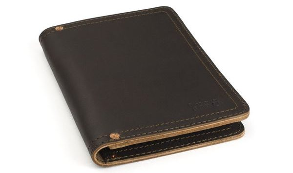 Leather notebook one of the best one year anniversary gifts