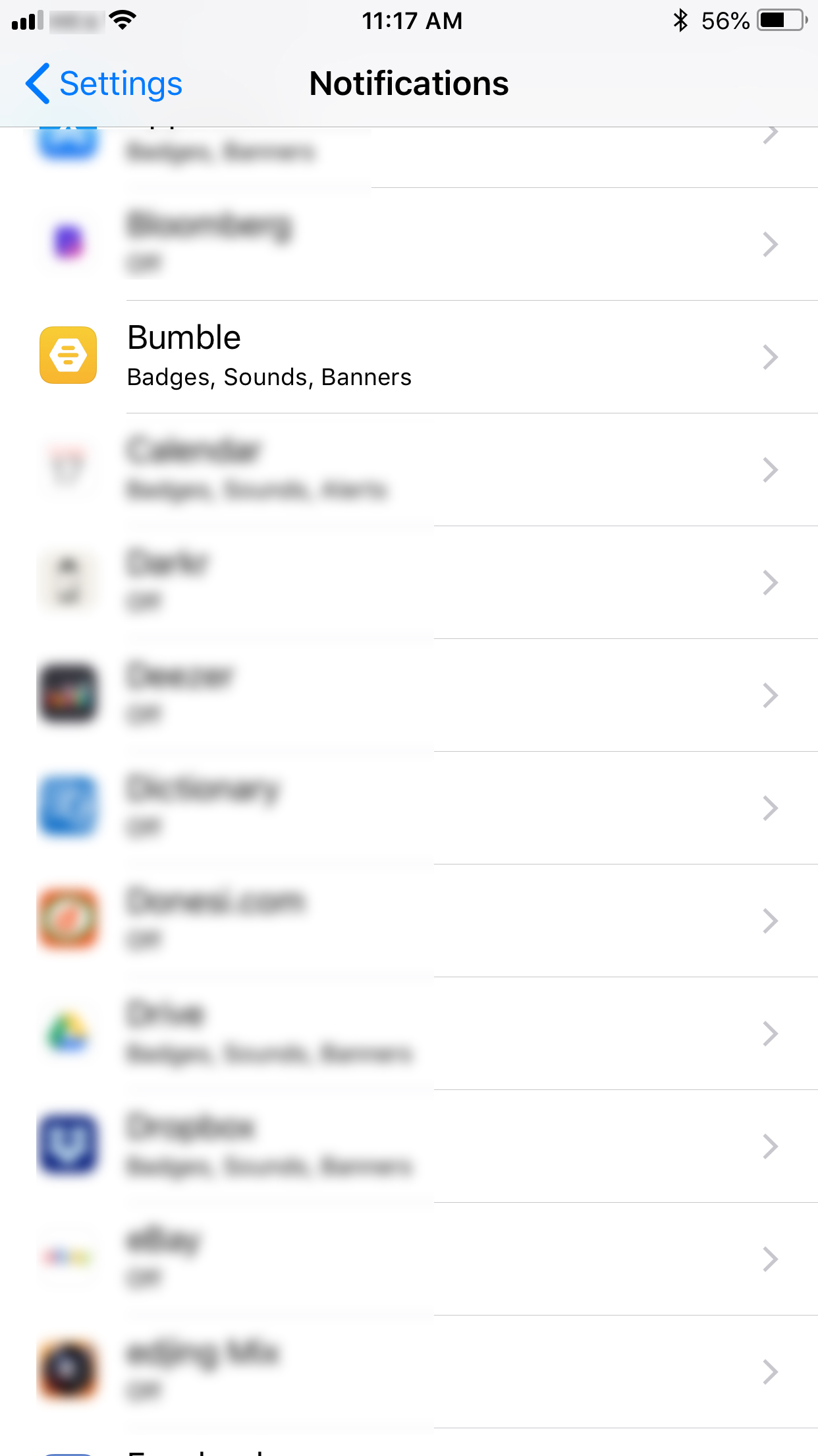 How to unsubscribe from bumble on iphone