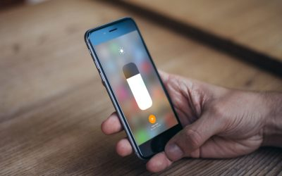 iphone control center 3d touch