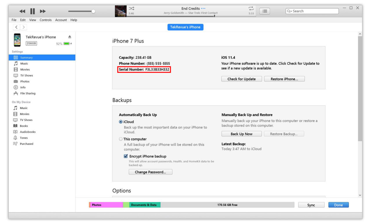 iphone manufacture date by serial number