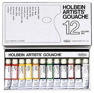Gouache Set