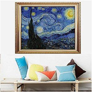 Diamond Van Gogh Painting