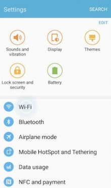 Samsung Galaxy J7 Pro – Wifi Not Working – What to Do?
