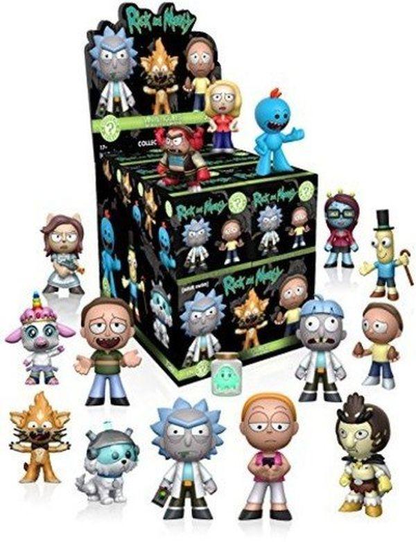 Rick and Morty box set merch 6