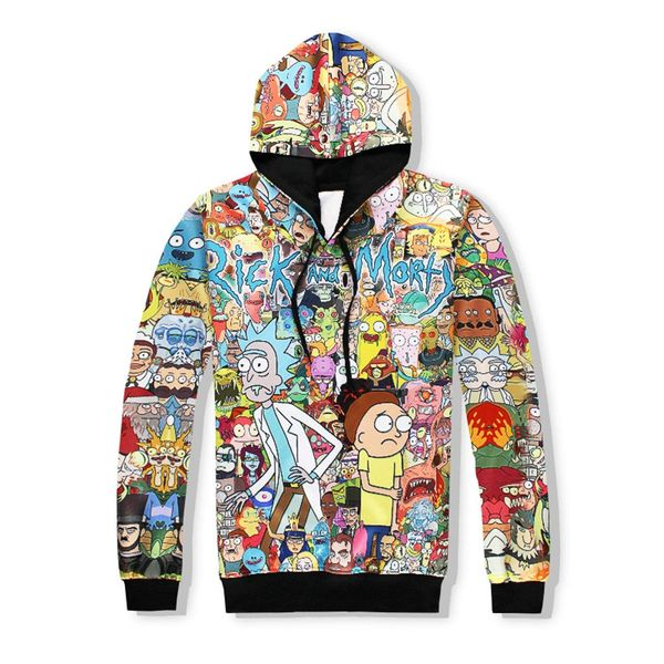 Rick and Morty jacket merchandise 2