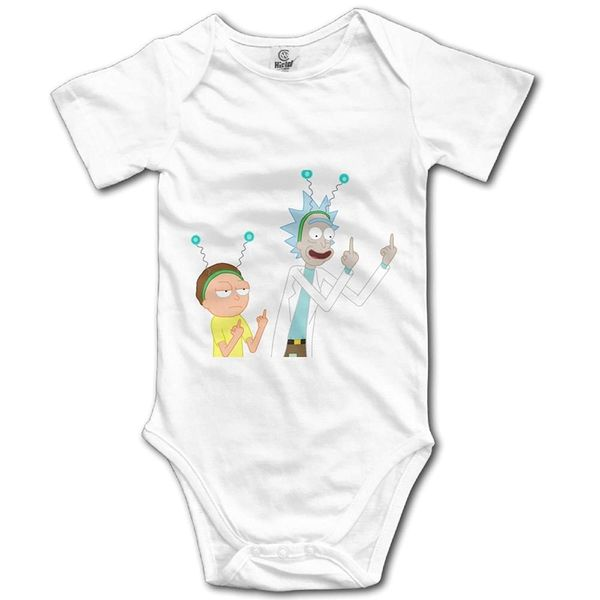 Rick and Morty onesie pajamas gift idea 3