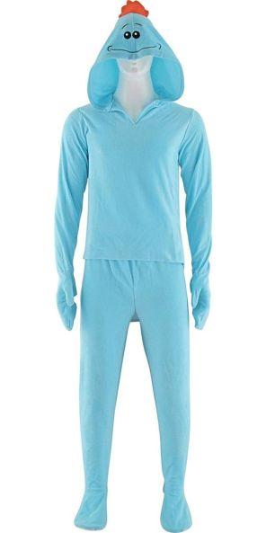 Rick and Morty onesie pajamas gift idea 6