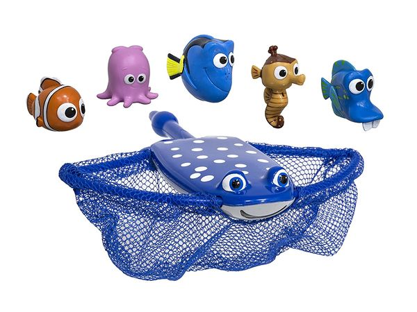 SwimWays Disney Finding Dory, jeu de plongée et de capture de Mr. Rays