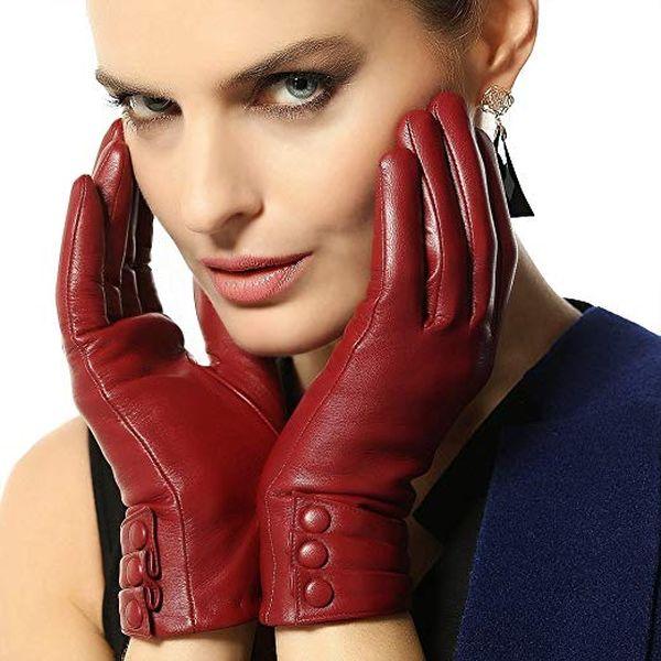 Warmen Womens Gloves