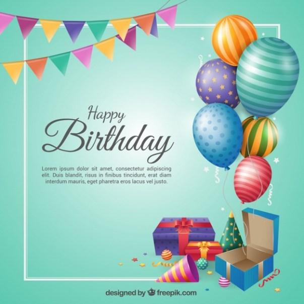 Printable Happy Birthday Cards Free
