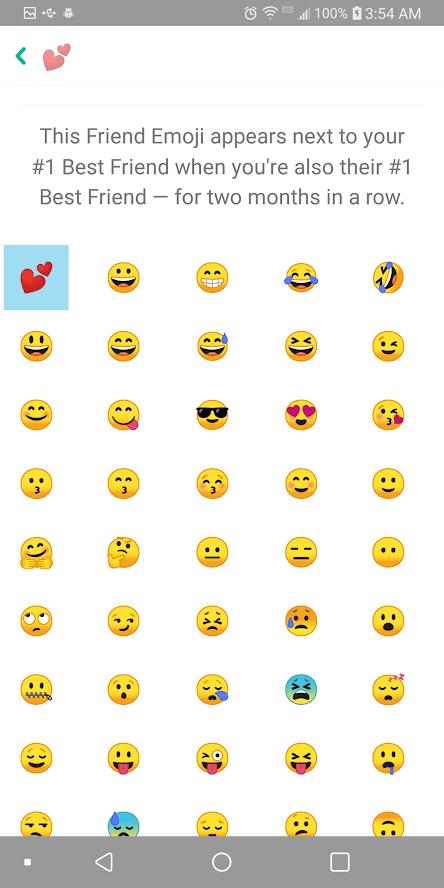 Where Did My Snapchat Heart Emoji Go?