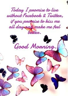 Attractive good morning card
