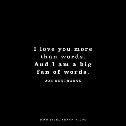 Cool Deep I Love You More Than Life Itself Quotes