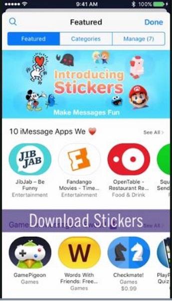 Cách thêm nhãn dán vào tin nhắn văn bản trên iPhone và Android 2