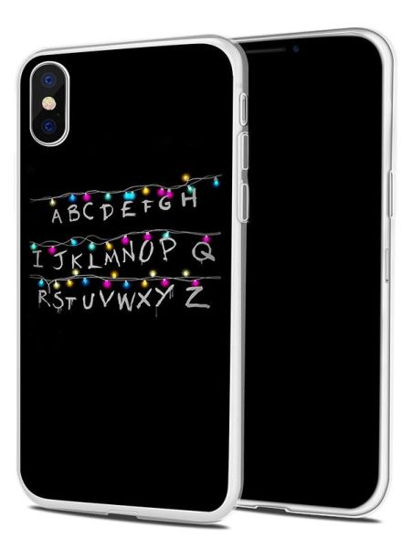 JOYLAND Alphabet iPhone Case