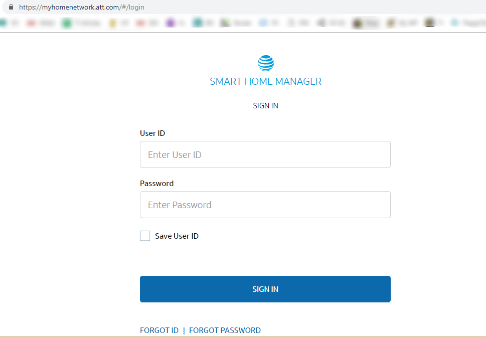 How do i change my at&t dsl wifi password