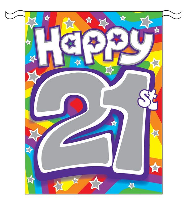 Perfect 21st Birthday Images Graphics Free