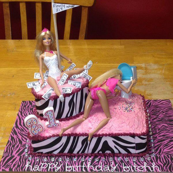 Modern funny photos for the 21st birthday