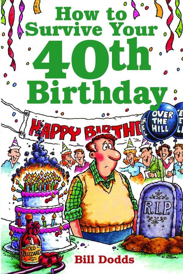 Age 40 Birthday Jokes Jokes Wall