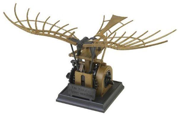 Academy Da Vinci Flying Machine