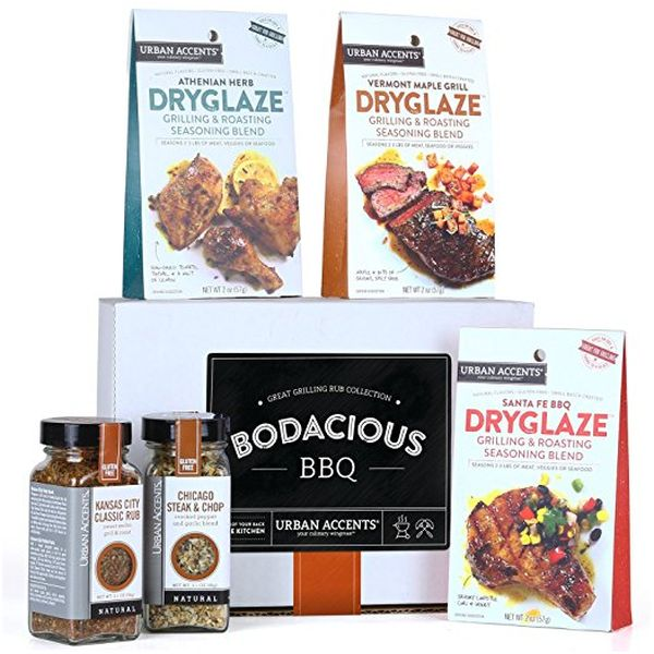 BODACIOUS BBQ Gourmet Grilling Spices and Meat Rub Collection