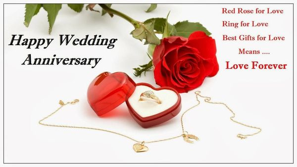 Best images for a happy wedding anniversary 3