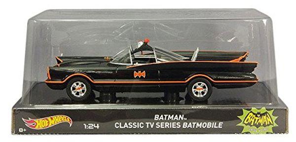 Hot Wheels Heritage Edition Classic TV Series Batmobile 124 Scale