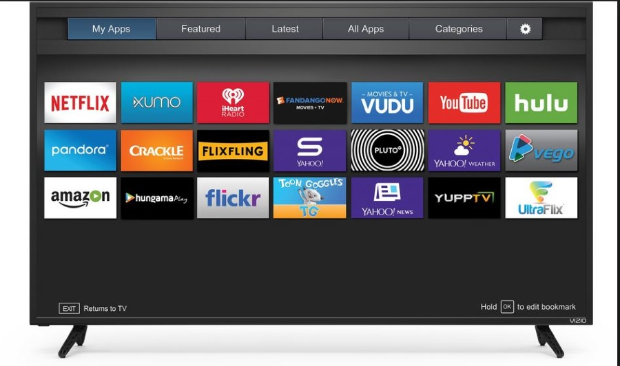 How to update apps on a Vizio TV1 - How To Get Disney Plus On My Smart Tv Vizio
