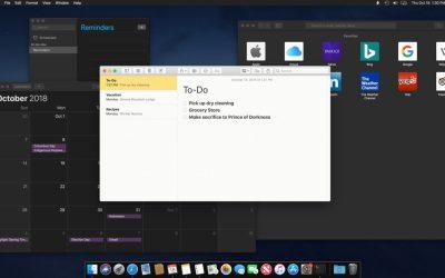 exclude app dark mode mac mojave