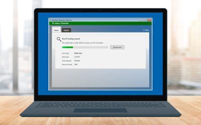 Windows Antivirus: How to Run a Windows Defender Offline Scan