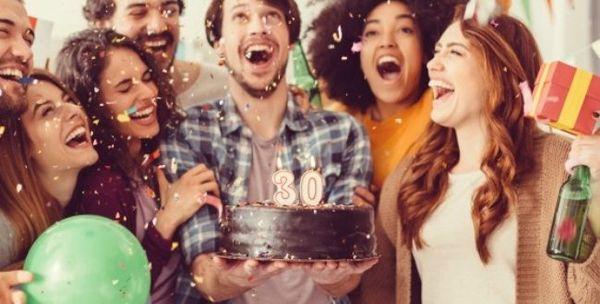 Pretty Happy 30th Birthday Images