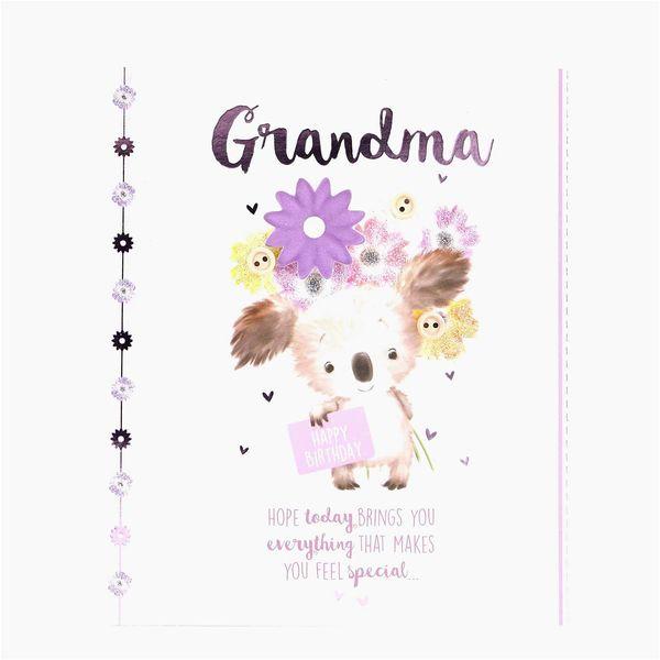 Awesome Grandma Birthday Card Ideas 4