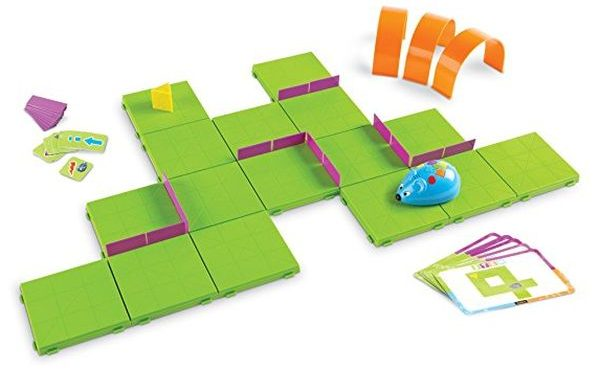 Learning Resources Code & Go Robot Mouse Activity Set (83 Pieces)