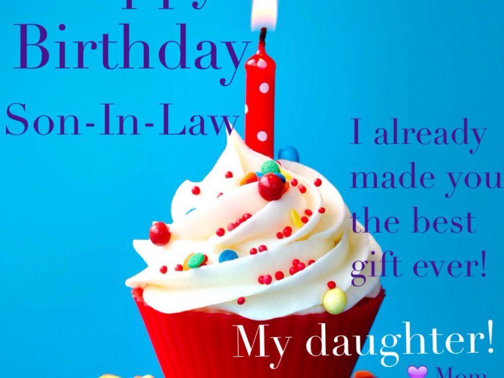 Super Happy Birthday Son In Law Birthday Cards Printable Trancafe Filternl