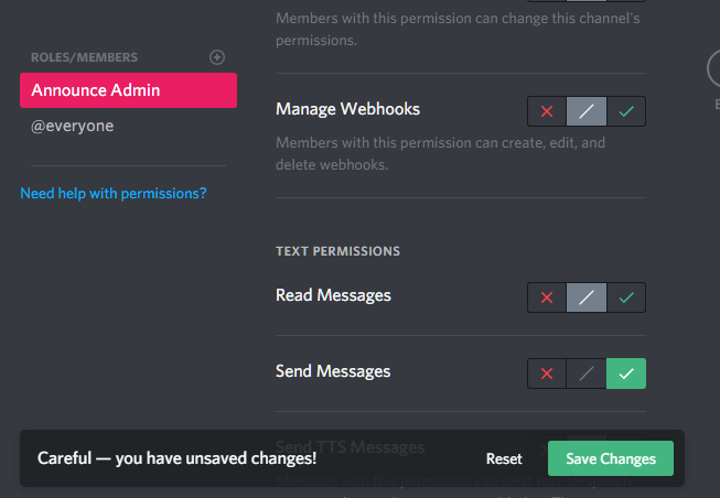 How To Make a Channel Read Only in Discord