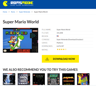 How to Play SNES Games on PC with ZSNES Emulator