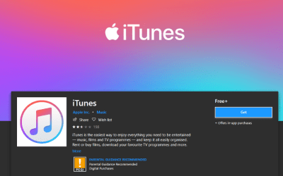 How To Change the iTunes Backup Location in Windows 10