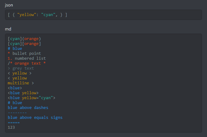 How To Change the Text Color in Discord