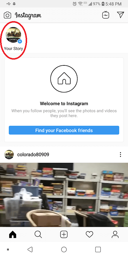 How To Add Images or Video to an Existing Instagram Story