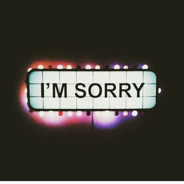 i am sorry quotes to text or dm your girlfriend