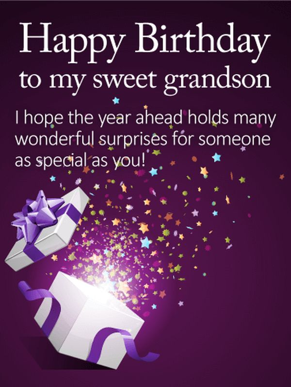 Pleasing Happy Birthday Wishes For Grandson Funny Birthday Cards Online Fluifree Goldxyz