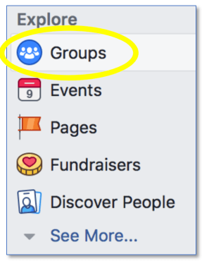 explore groups