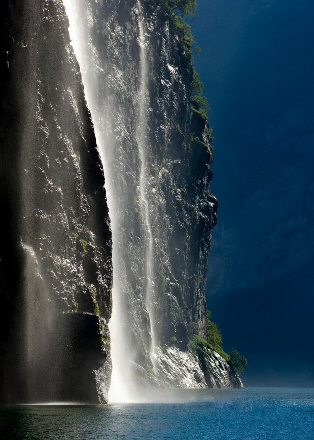 100 Instagram Captions for Waterfalls