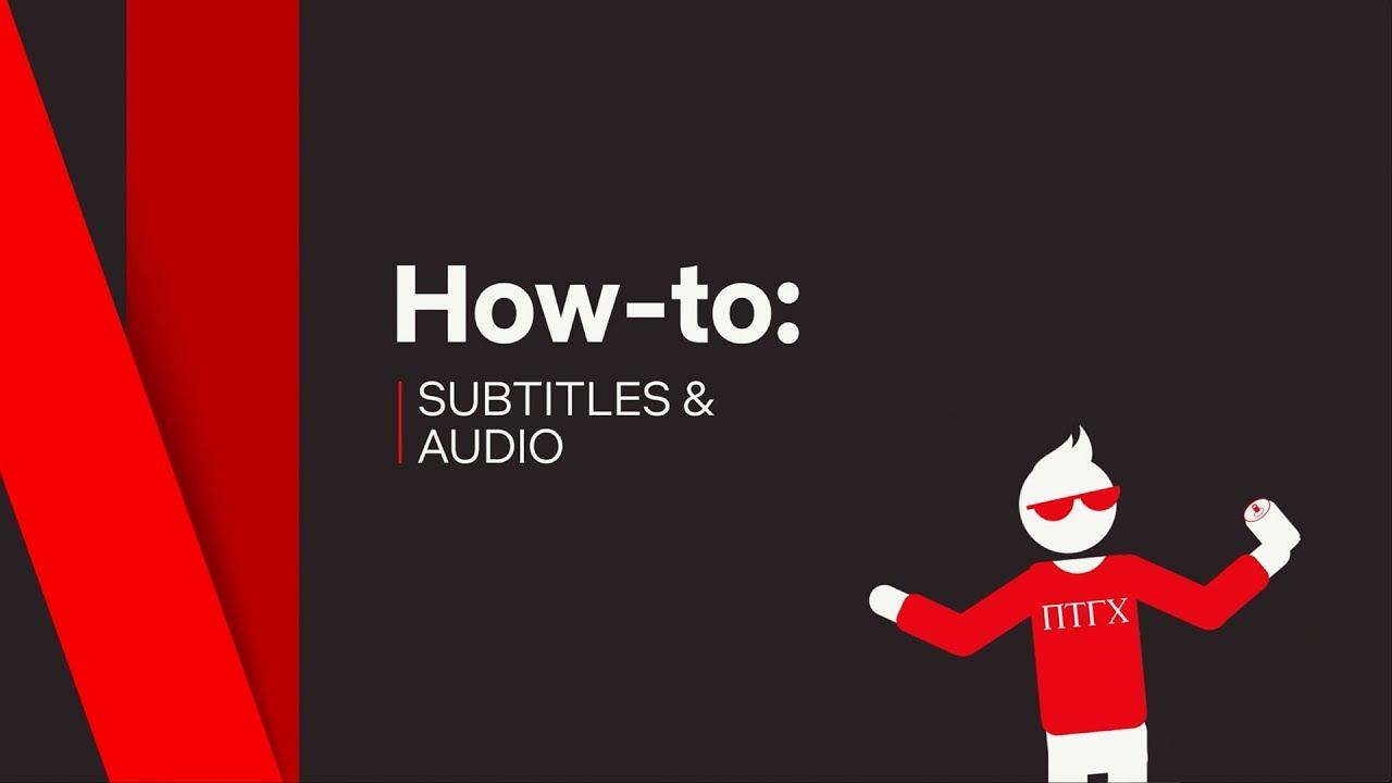 How To Turn Off Subtitles on Netflix \u2013 Apple TV, Firestick, Android