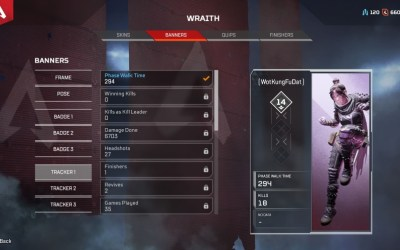 How To Check Wins and Stats in Apex Legends