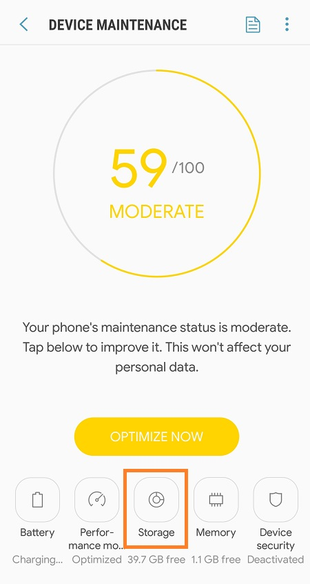 Samsung Galaxy Note Internet Is Slow