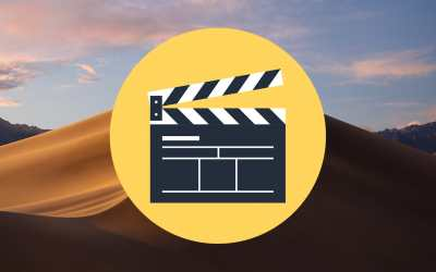 edit video mac mojave